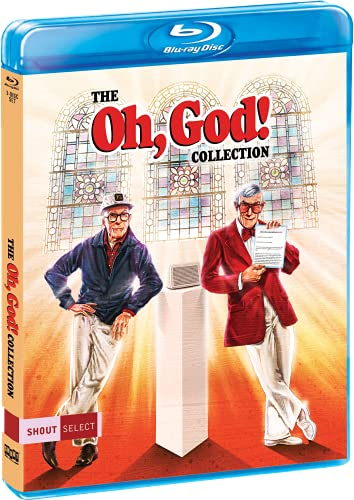 The Oh, God! Collection [Blu-ray]