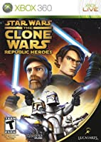 Star Wars the Clone Wars Republic Heroes-Nla