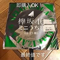 欅坂46ミニうちわ