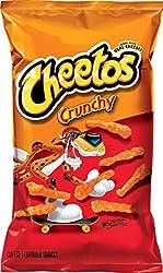 Cheetos Crunchy Cheese Snacks, 8.5 oz