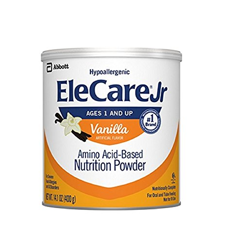 Elecare Medical Food, Vanilla, 14.1-Ounce(6 Pack)