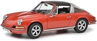 Schuco 1:18 Porsche 911 S Targa 1973 red 450036200