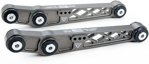 Voodoo 13 LOHN-0200HC Hard Anodize Clear Rear Lower Control Arm