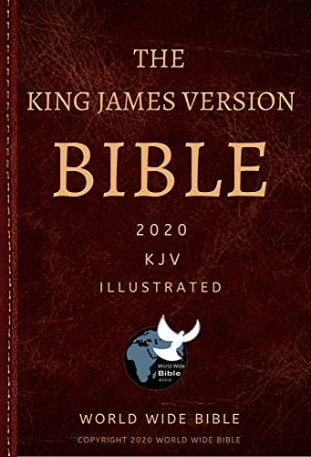 The King James Version Bible 2020 KJV (Illustrated)