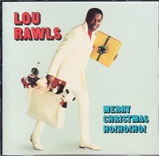 lou rawls merry christmas ho ho ho
