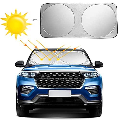 HUHUDAY Auto Sonnenschutz, Sonnenschutz...