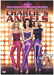 Charlie's Angels The Complete Fourth Season
