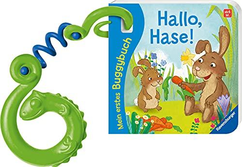 Mein erstes Buggybuch: Hallo, Hase!
