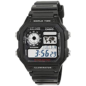 Casio Collection World Time