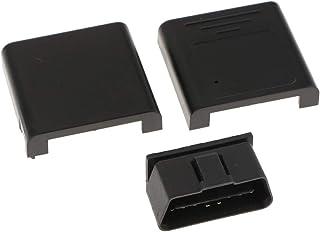 Conector Homyl 16 pinos OBD-II macho fabricado