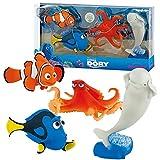 Bullyland Disney Pixar Finding Dory Figura 4Pack–Nemo, Dory,...