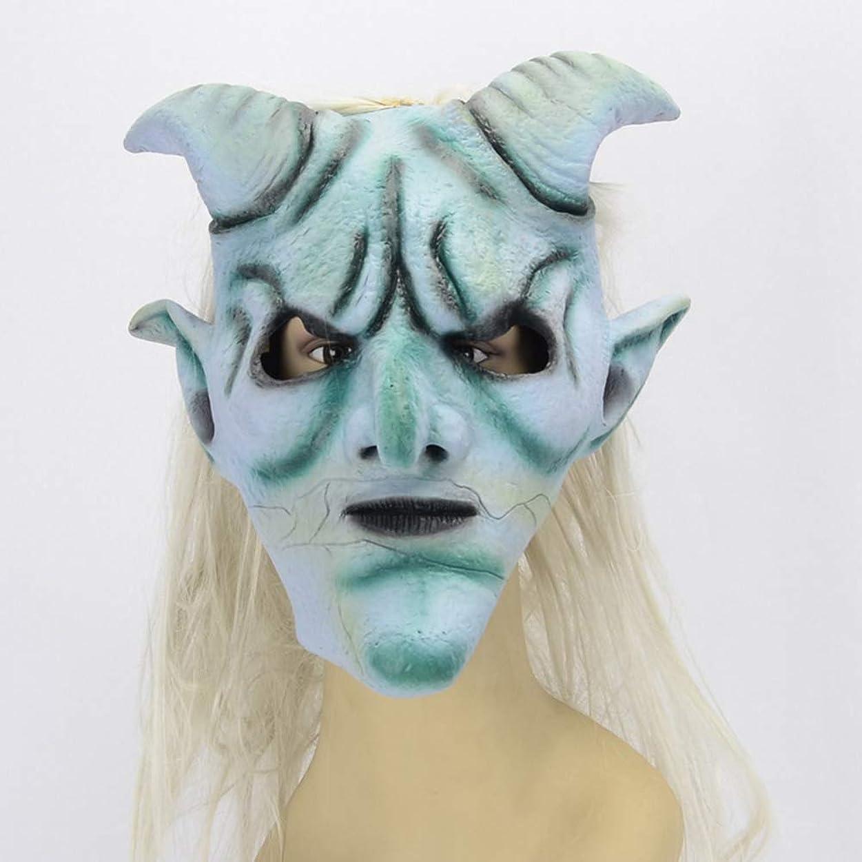 瞑想する書くモデレータマスク、ハロウィーンマスク、ミラーマスク、悪魔デーモンマスク、いたずらに使用することができます