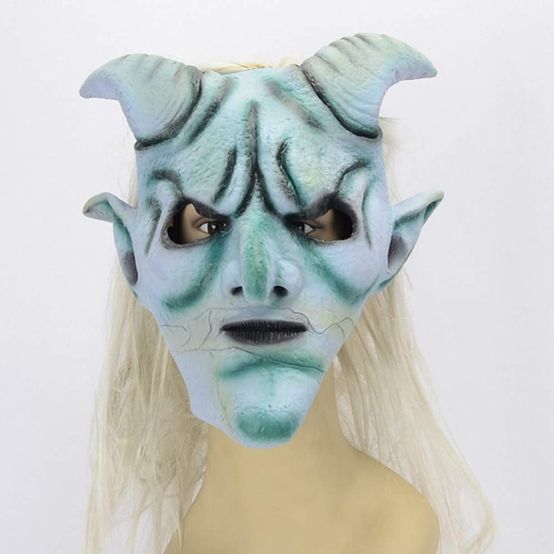 海外でポスター寛大なマスク、ハロウィーンマスク、ミラーマスク、悪魔デーモンマスク、いたずらに使用することができます