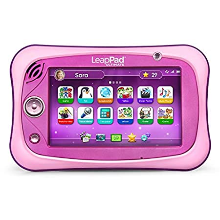 LeapFrog LeapPad Ultimate Ready for School Tablet - Best Tablets For 10 Year Old kids