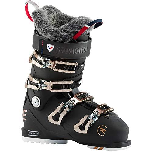 Rossignol Pure Elite 70 Damen Skischuhe, Black, 23.0