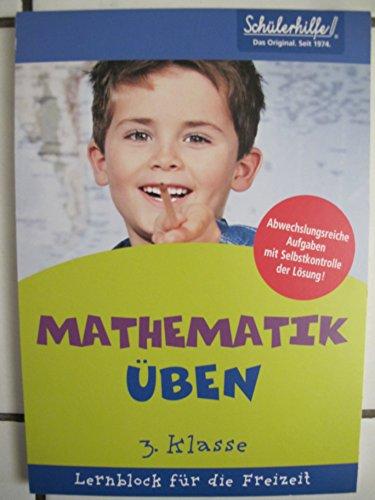 Lernblock Mathematik üben, 3. Klasse