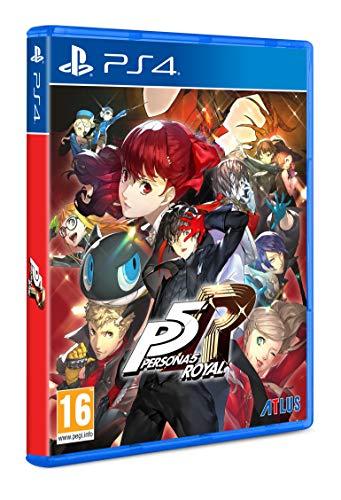 Persona 5 Royal - PlayStation 4 [Importación italiana]