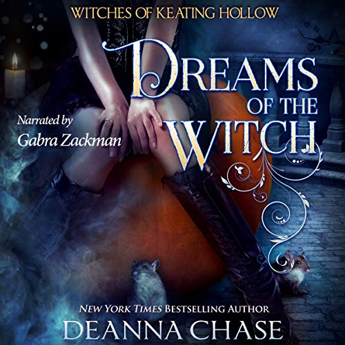 Dreams of the Witch  audiobook cover art