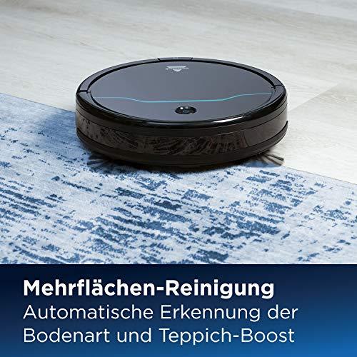 Bissell EV675 Staubsauger-Roboter für Hartböden und Teppiche, bis zu 100 Minuten Laufzeit, ideal für Tierhaare, mit automatischer Rückkehr zur Ladestation, mit Fernbedienung - 2