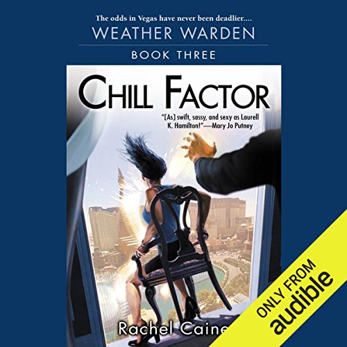 Chill Factor audiobook cover art