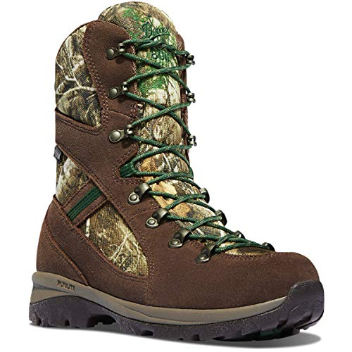 "Danner Women's 44212 Wayfinder 8"" 800G Waterproof Hunting Boot, Realtree Edge - 6 M"