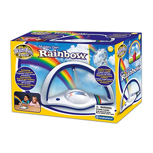 Brainstorm Toys - proyector luz 'My very own rainbow'