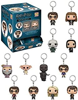 Funko Pop Keychain Blind Bag: Harry Potter Collectible Figure, Multicolor