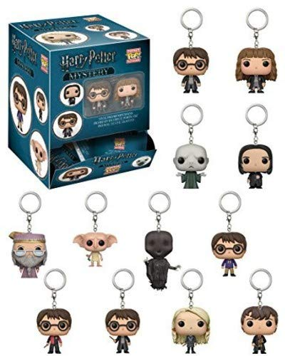 FunKo Pop Llaveros Harry Potter en bolsas sorpresa