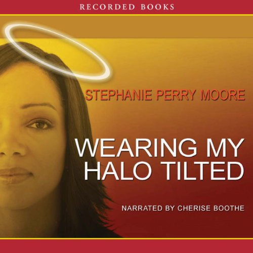 Wearing My Halo Tilted audiobook cover art