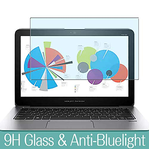Sale!! Synvy Anti Blue Light Tempered Glass Screen Protector for HP EliteBook Folio 1020 G1 12.5 Vi...