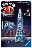 Ravensburger 3D Puzzle 12595 - Chrysler Building bei Nacht - 216 Teile