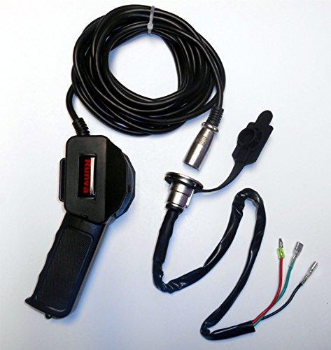 Winch Controller HiSun UTV 400,500,700,800, Hand Controller,Lanyard,Massimo, Bennche, Coleman, Rural King,TSC