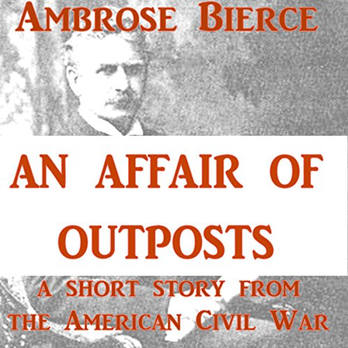 An Affair of Outposts audiobook cover art