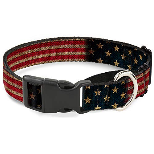 Stripe Martingale Dog Collar - 8