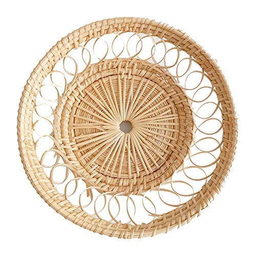 Japanese-style Rattan Baskets are Suitable for Home Living Room Storage Boxes of Sweets and Snacks