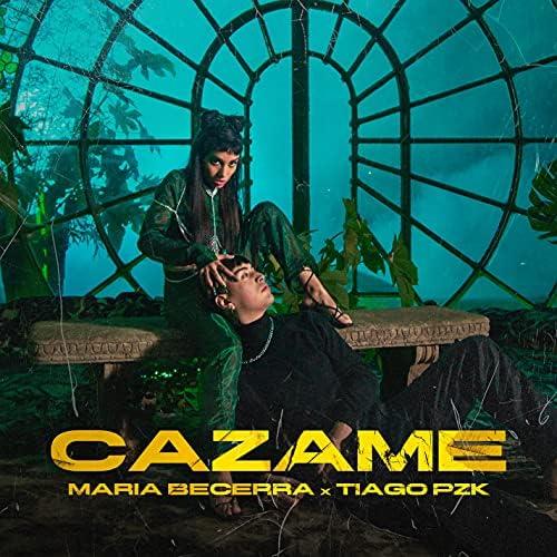 Maria Becerra & Tiago pzk