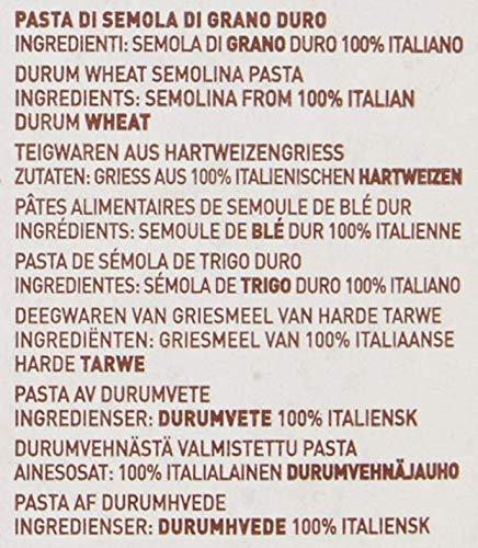 Pasta Sgambaro - Fusilli N. 93 - 100% grano duro italiano - 500 gr