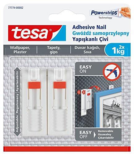 tesa Easy Cut Curve Tischabroller 2er Pack//Curve inkl. 1 Rolle