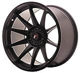 Japan Racing JR11 Flat Black - 18x10.5 ET22 5x120/5x114.3 Llantas de aleación (Competición)