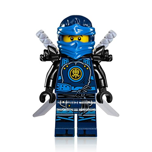 Kai LEGO Ninjago Day of The Departed Minifigure Limited Edition Pearl Gold Armor