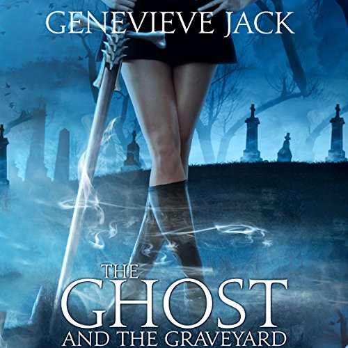 The Ghost and the Graveyard cover art