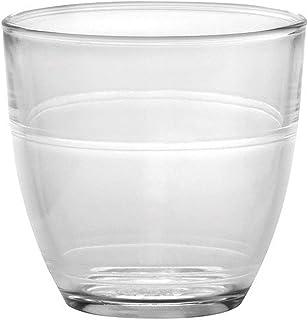 Duralex 1015AB06/6 Lot de 6 verres Transparent 9 cl