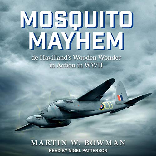 Mosquito Mayhem cover art