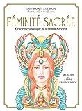 Coffret Féminité sacrée - Oracle thérapeutique de la Femme Sorcière. Avec 48 cartes et 1 livret d'accompagnement