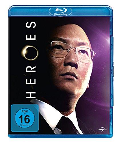 Heroes - Season 2 [Blu-ray]