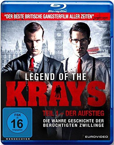 Legend of the Krays - Teil 1: Der Aufstieg [Alemania] [Blu-ray]