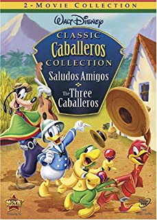 disney three caballeros