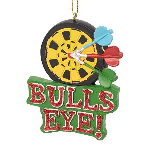 Price comparison product image Midwest CBK Bulls Eye Dartboard Ornanment
