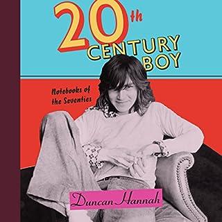Twentieth-Century Boy audiobook cover art