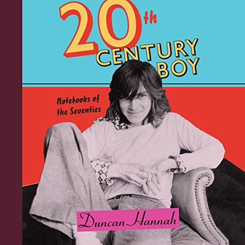 Twentieth-Century Boy audiobook cover art